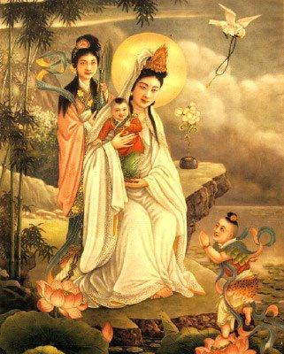 80 Gambar Kata Bijak Dewi Kwan Im Gratis