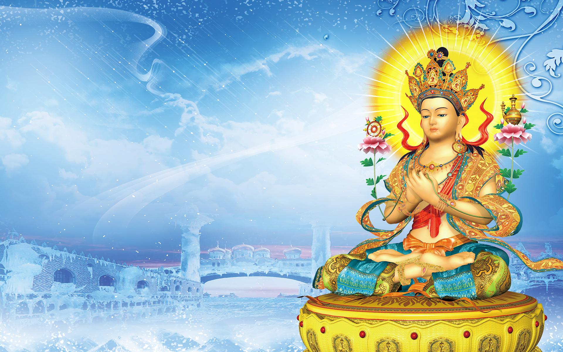 Bodhisattva Maitreya Kumpulan Ajaran Sang Buddha Untuk